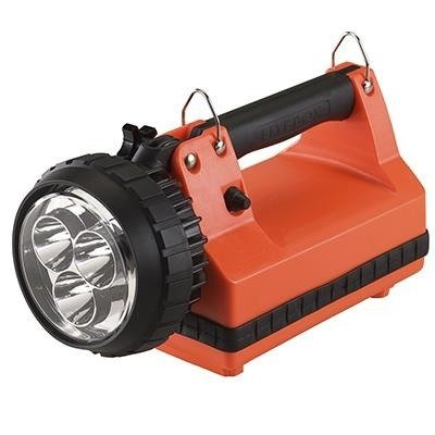 Akumulatorowy szperacz Streamlight E-Spot LiteBox, kol. orange, 540 lm