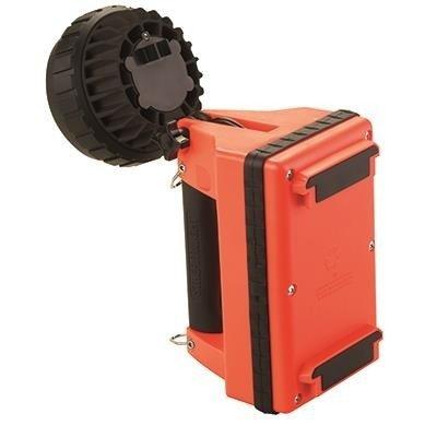 Akumulatorowy szperacz strażacki Streamlight E-Flood FireBox w zestawie, 615 lm