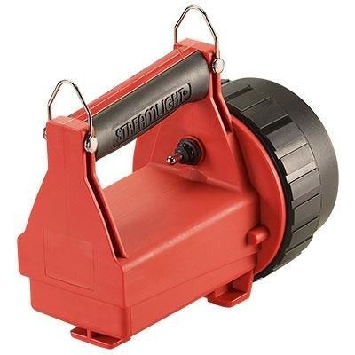 Akumulatorowy szperacz strażacki Streamlight Vulcan LED ATEX, z ładowarką 12V, 180 lm