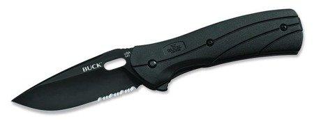 BUCK 845 VANTAGE Force  Select, nóż taktyczny, ostrze ząbkowane (3672)