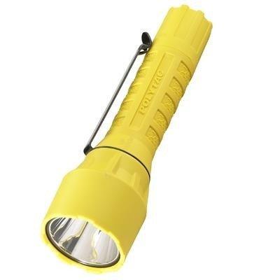 Bateryjna latarka ręczna Streamlight PolyTac HP, kol. żółty, 600 lm