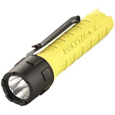 Bateryjna latarka taktyczna Streamlight PolyTac X, kol. żółty, blister, 600 lm