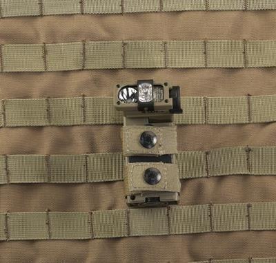 Kątowa latarka wojskowa Sidewinder Military, 55 lm (14000)