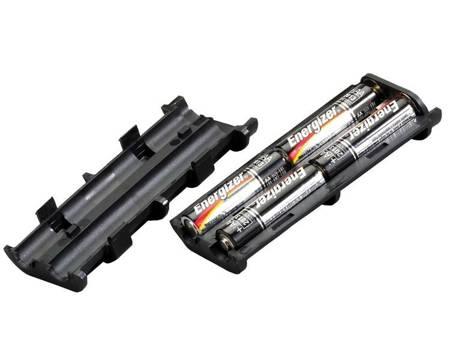 Koszyk na 4 baterie alkaliczne AA do latarki SURVIVOR LED / KNUCKLEHEAD