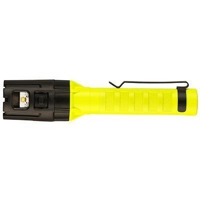 Latarka przemysłowa Dualie 2AA, kolor żółty, 175 lm