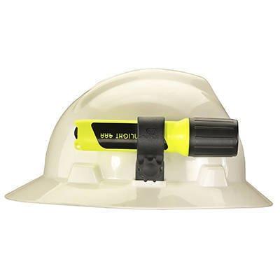 Latarka przemysłowa ProPolymer 4AA, kolor żółty, 67 lm