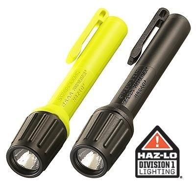 Latarka przemysłowa Streamlight 2AAA ProPolymer 2AAA HAZ-LO, kol. czarny