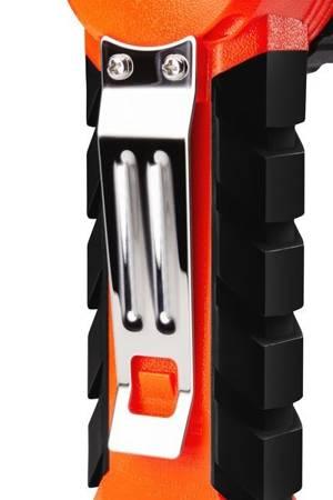 Latarka ręczna kątowa M-FIRE AG ATEX, 323 lm
