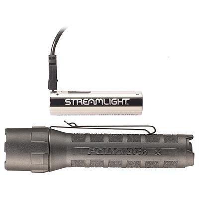 Latarka taktyczna Streamlight PolyTac X USB, coyot, blister, 600 lm