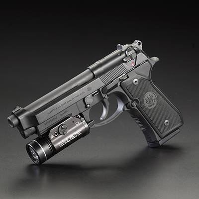 Latarka taktyczna Streamlight TLR-1 HL Long Gun Black, 1000 lm