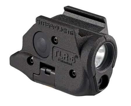 Latarka taktyczna Streamlight TLR-6 z laserem do broni GLOCK® 43X/48 MOS / GLOCK® 43X/48 RAIL