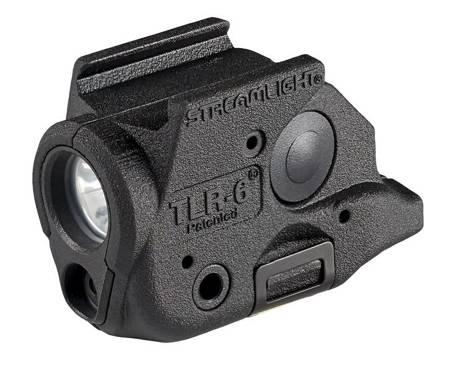 Latarka taktyczna Streamlight TLR-6 z laserem do broni SA Hellcat, 100 lm