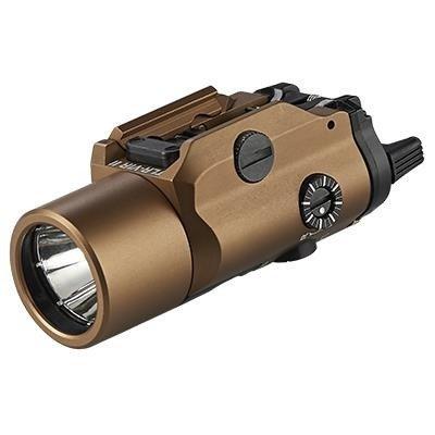 Latarka taktyczna Streamlight TLR-VIR II, kol. coyot, 300 lm