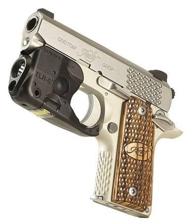 Latarka taktyczna na broń Streamlight TLR-6, Kimber® Micro