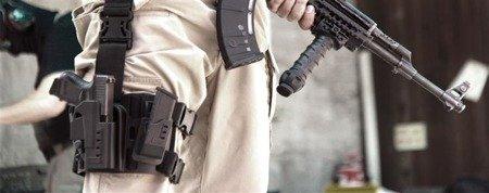 Podwójny futerał na magazynek Glock, CAA DMP