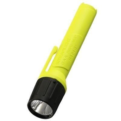 Ręczna latarka przemysłowa  Streamlight 2AA ProPolymer HAZ-LO ATEX, kolor żółty, 65 lm