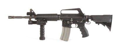 SST1 - Oparcie Policzka - AR15/M4/M16