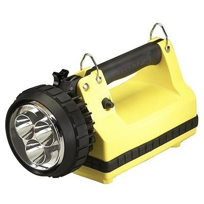 Szperacz ładowalny Streamlight E-Spot LiteBox Set, żółty, 540 lm